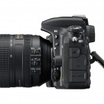 Nikon D750 - Side View With Tilting LCD