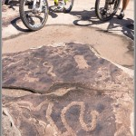 Petroglyphs - Little Creek Mesa