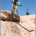 Slickrock Drop - Little Creek Mesa