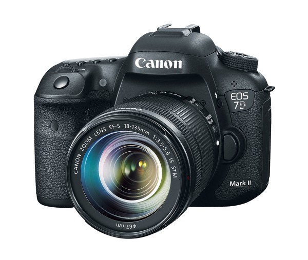 Canon EOS 7D Mark II Action DSLR