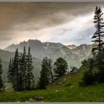 Incoming Storm - Alta, Utah