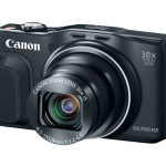 Canon PowerShot SX700 HS Pocket Superzoom Camera