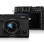 Fujifilm X30 Premium Point-and-Shoot Camera