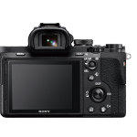 Sony Alpha A7 II - Rear View