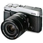 Fujifilm X-E2 Mirrorless Camera
