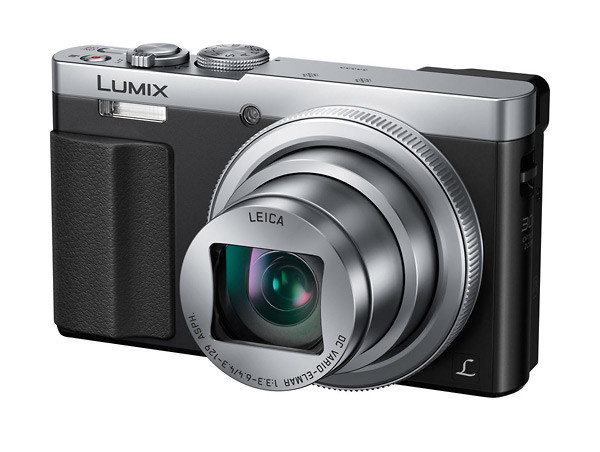 Panasonic Lumix ZS50 Pocket Superzoom Camera