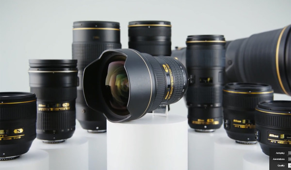 Nikkor Lens Technology Video
