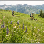 Jim Harris & Jenni Shafer - Wasatch Crest Trail