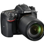 Nikon D7200 DSLR - Right Front