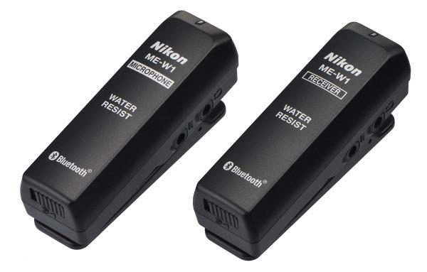 Nikon ME-W1 Wireless Mic