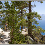 Lake Tahoe - Fine Art Mountain Bike Photography