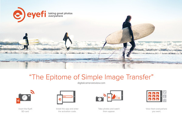 Eyefi Mobi Memory Card - How Does It Work?