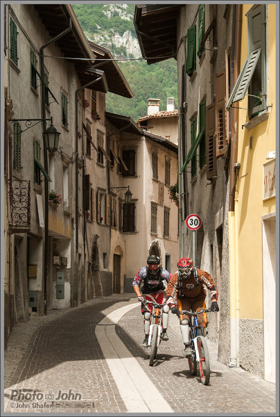 Torbole, Italy - Fine Art Mountain Bike Photography