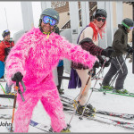 Going (Pink) Ape For Alta Closing Day?