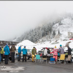 Back of the Parking Lot / Back of the Bus - Alta Closing Day