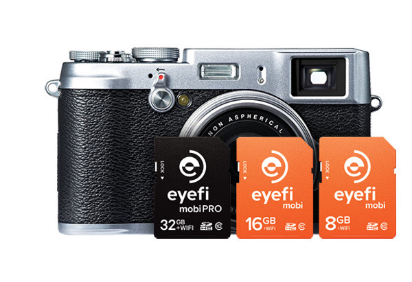 The Eyefi Mobi Card Puts Wi-Fi In Any Camera