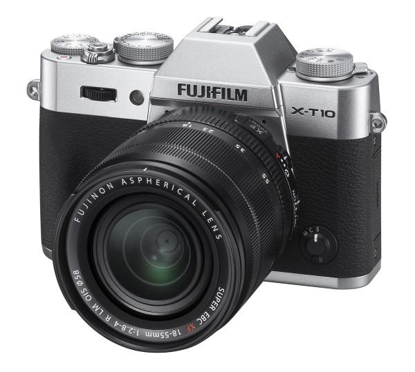 Fujifilm X-T10 Mirrorless Camera