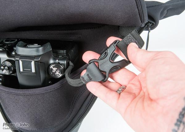 Miggo Agua Camera Bag & Internal Connector