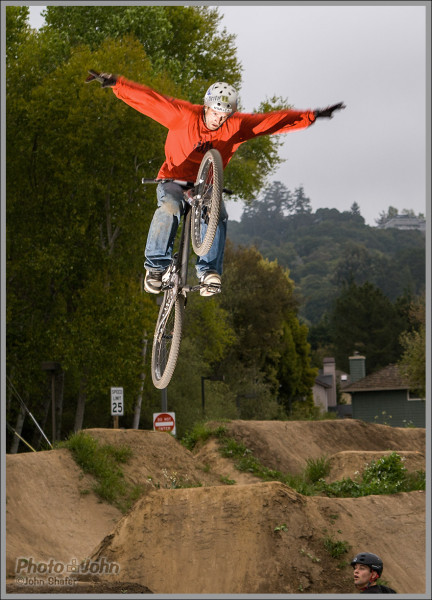 Zach Dank - Post Office No-Hander