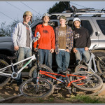 Graham Hunt & Crew - Santa Cruz - 2007