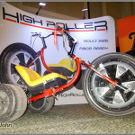 High Roller Big Wheel For Grownups - 2015 Summer Outdoor Retailer Show Photos