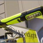 HybridLight Auto Light Solar Light & Charger