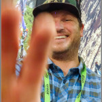 Camera Shy Photographer Steven Lloyd - 2015 Summer Outdoor Retailer Show Photos