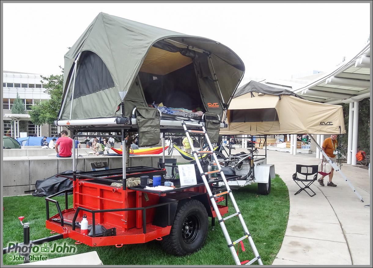 Cascade Vehicle Tent : Summer outdoor retailer show photos photo john