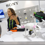 Sony Action Cam Booth - 2015 Summer Outdoor Retailer Show Photos
