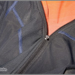 Club Ride Women's Bib Drop Zipper Detail