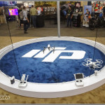 DJI Drone Demo Area - 2015 Summer Outdoor Retailer Show Photos
