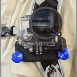 Polar Pro Backpack Strap GoPro Mount