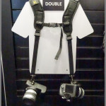 Double Camera Strap by BlackRapid