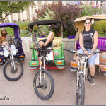 Salt Lake City Pedicab Drivers