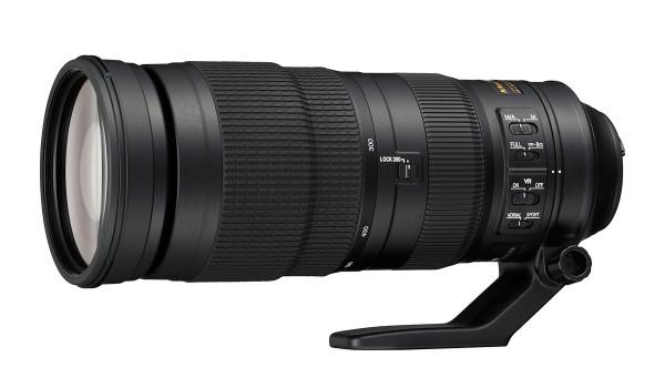 Nikon AF-S Nikkor 200-500mm f/5.6E ED VR Super-Telephoto Zoom Lens