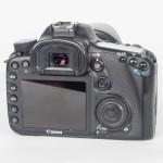 Canon EOS 7D DSLR Camera - Rear View
