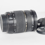 Tamron 28-75 f/2.8 Zoom Lens - Side VIew