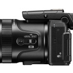 Nikon DL24-500 - Side View