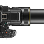Nikon DL24-500 - Top View With Zoom