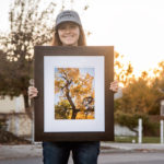Framed Print From Fall Colors Photo Gallery
