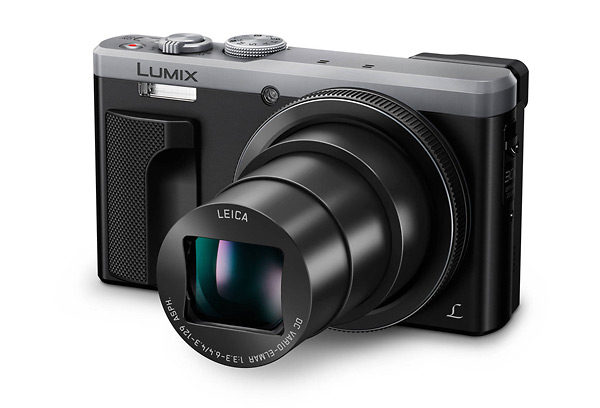Panasonic Lumix ZS60 Pocket Superzoom Camera