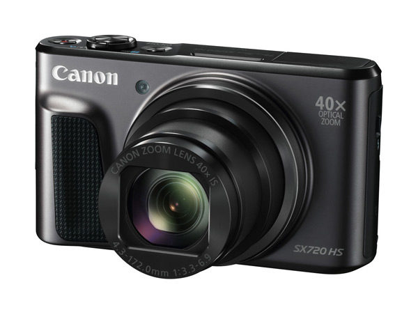 Canon PowerShot SX720 HS 40x Pocket Superzoom Camera