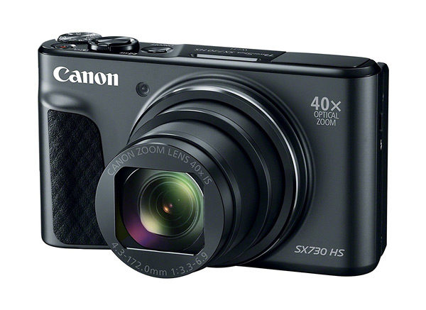 Canon PowerShot SX730 HS 40x Pocket Superzoom Camera