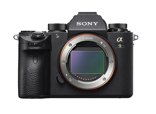 Sony Alpha A9 Full-Frame Mirrorless Camera
