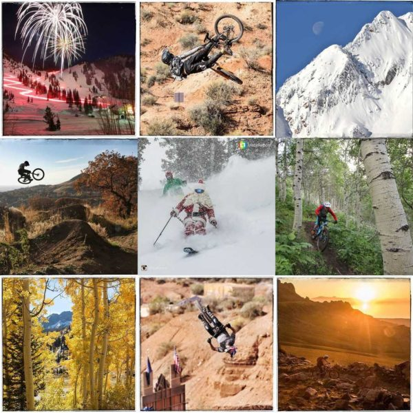 2016 Instagram Best Nine Photos