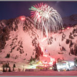 New Year's Eve Fireworks at Alta Ski Resort - Best Photos of 2016
