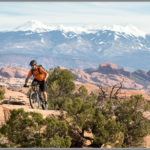 Late Fall Moab Mountain Biking - Best Photos of 2016