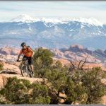 Late Fall Moab Mountain Biking - Best Photos of 2016