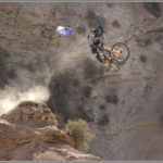 Brett Rheeder at the 2016 Red Bull Rampage - Best Photos of 2016