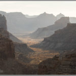 Morning View of the Little Grand Canyon